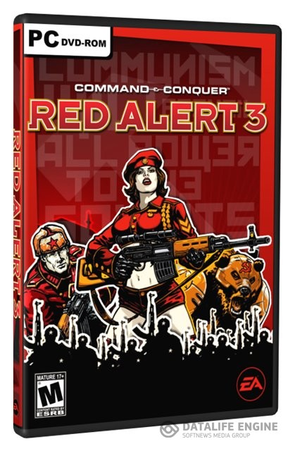 Command & Conquer: Red Alert 3 v.1.12 (2009) PC | Repack by Deep