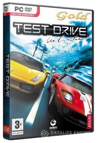 Test Drive Unlimited Gold (2008) PC | RePack от R.G.Games