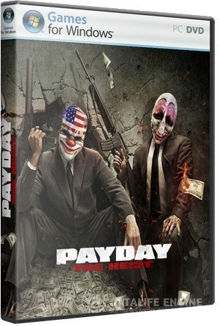 Payday: The Heist (2011) PC | Repack от R.G.Catalyst