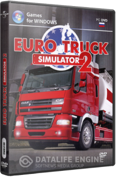 Euro Truck Simulator 2: Gold Bundle + TSM Map (2013) PC | RePack