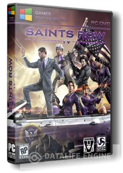 Saints Row 4: Commander-in-Chief Edition + 11 DLC [Update 4] (2013) PC | Repack