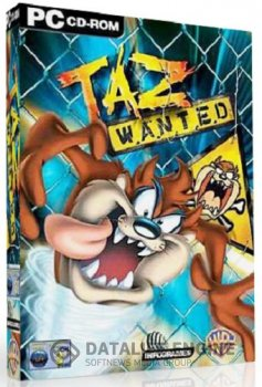 Taz Wanted (2002) PC