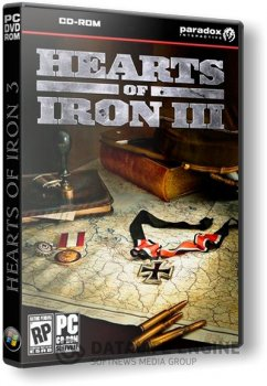 День Победы 3 / Hearts of Iron 3 [v.4.02] (2009) PC | Steam-Rip