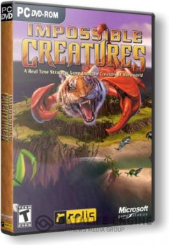 Impossible Creatures + Insect Invasion (2006) PC | RePack