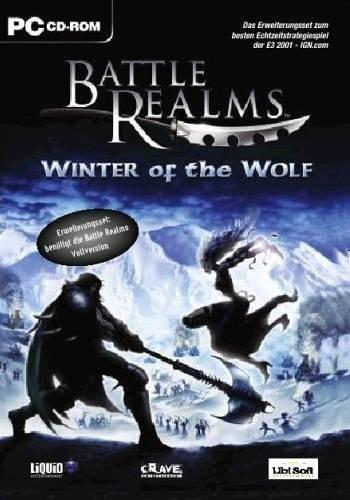 Battle Realms + Battle Realms: Winter of the Wolf (2001/2002) PC