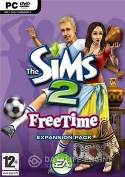 The Sims 2: Увлечения / The Sims 2: Freetime (2008) PC