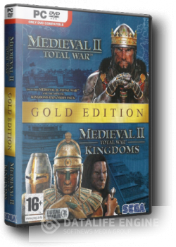 Medieval 2: Total War + Kingdoms (2007) PC | Repack