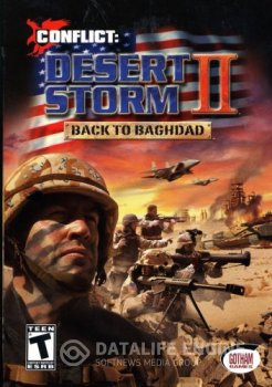 Conflict: Desert Storm 2: Back to Baghdad (2003) PC | Лицензия