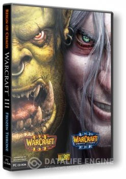 Warcraft 3 Reign Of Chaos / The Frozen Throne v.1.26a (2003) PC | RePack